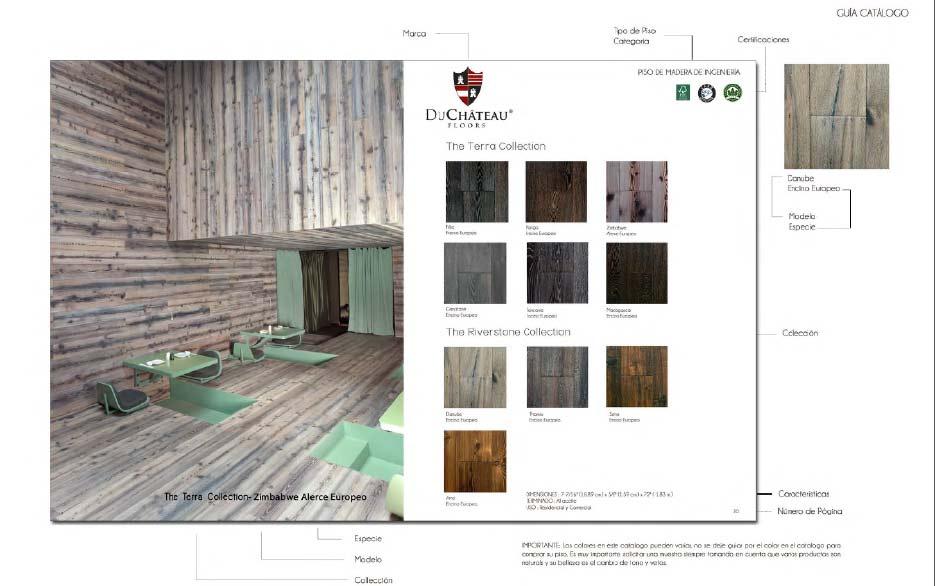 Catalogo contideco pisos for Pisos exteriores catalogo