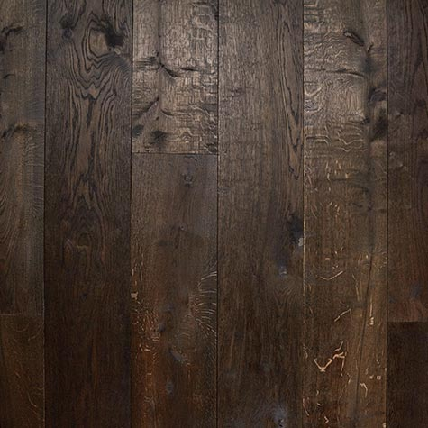 Cathedral Black Atelier Piso de Madera Roble